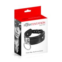 sinsfactory it p1047450-d-ring-collar-deluxe-red 004