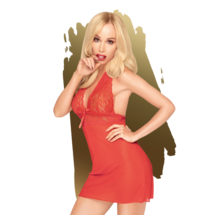 Penthouse - Sweet & spicy red M-L - 2 pezzi