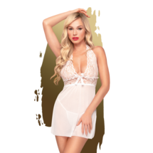Penthouse - Sweet & spicy white S-M - 2 pezzi