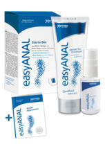 Easy Anal Bundle Lube+Spray Natural