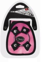 STRAP ON HARNESS PINK