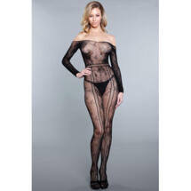 Bodystocking Silent Movies Black