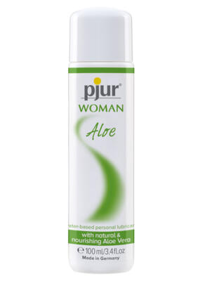 Pjur Woman Aloe WB 100ml Natural